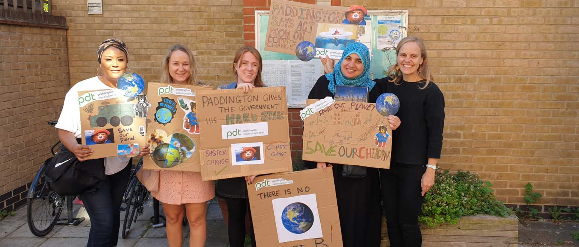 Communities Declare Climate Emergency